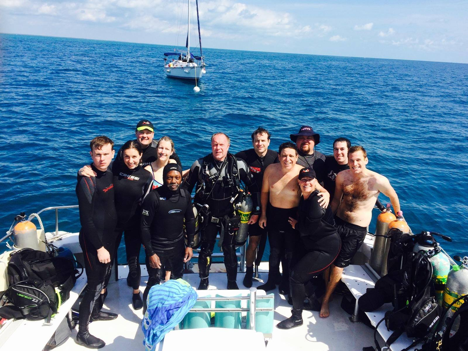 U.S.A. Scuba Dive Trips