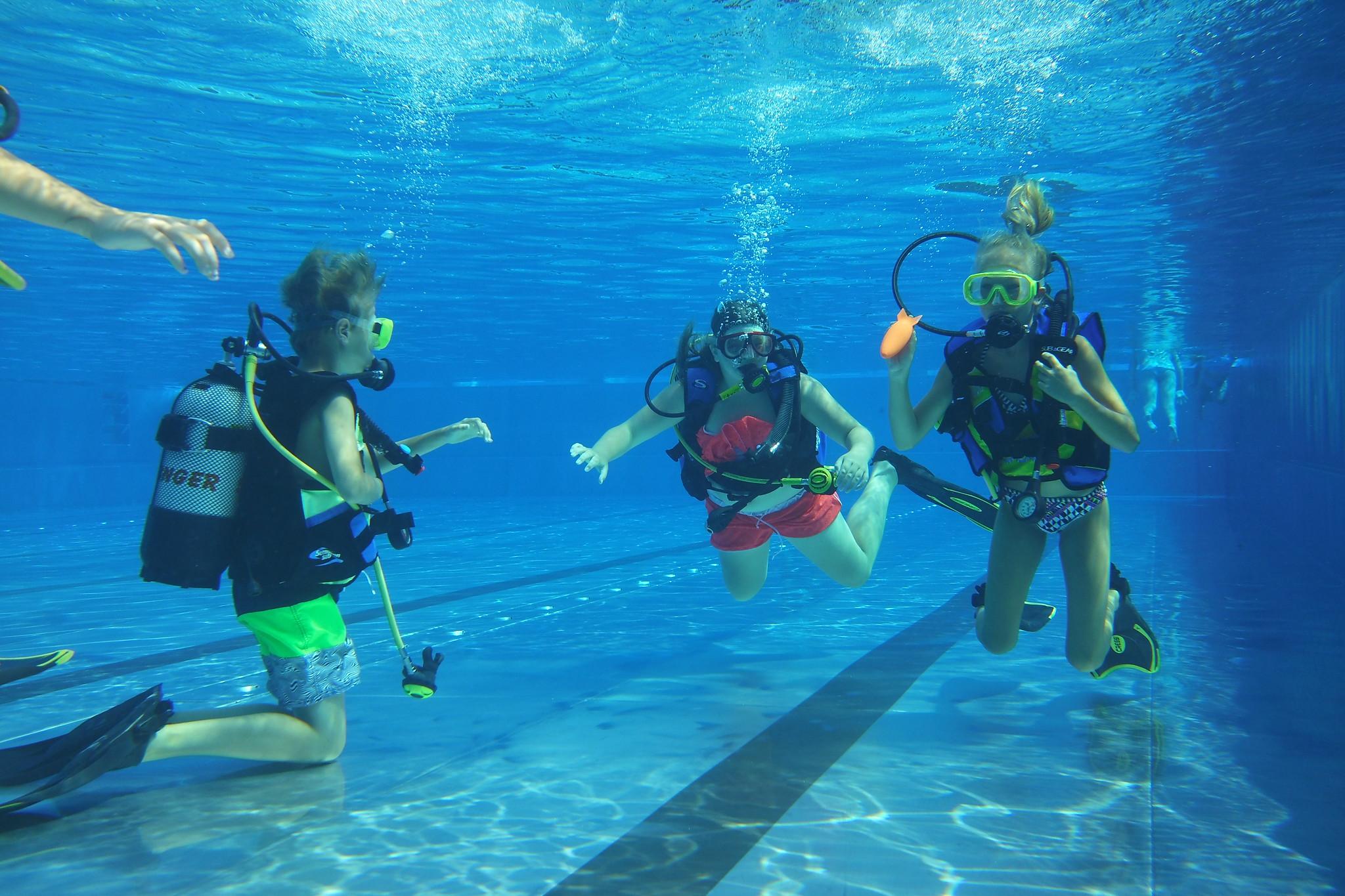 Scouts BSA Aquatics