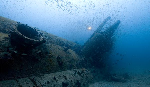U-352 Submarine Dive Trip
