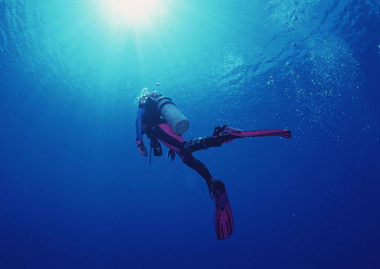 Solo Scuba Diving