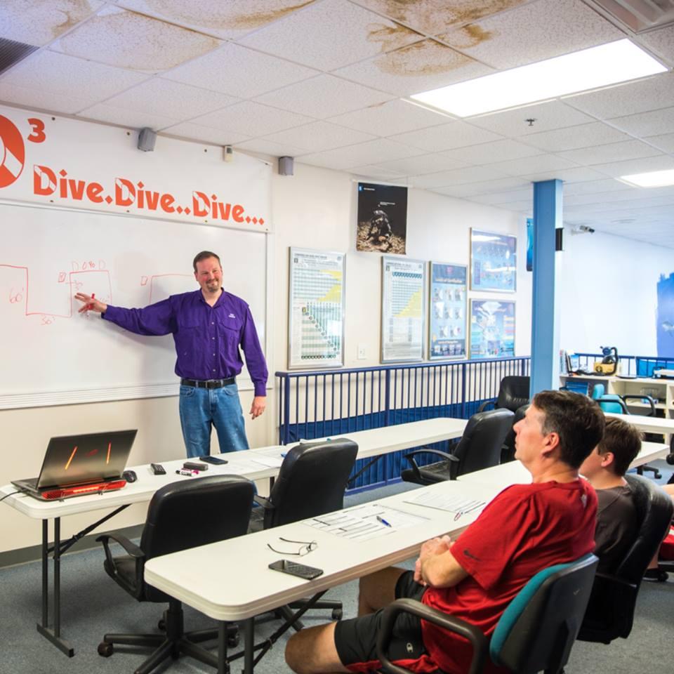 Trace Teaching D3 Class